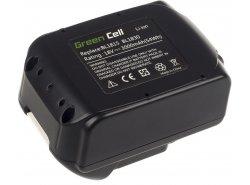 Green Cell ® Akkuwerkzeug für Makita BL1830 BDF450SFE BTL061RF BTW450RFE