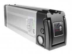 Akku Batterie Green Cell Silverfish 48V 11Ah 528Wh für Elektrofahrrad E-Bike Pedelec