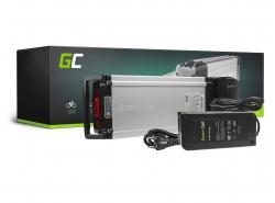 Akku Batterie Green Cell Rear Rack 24V 8.8Ah 211Wh für Elektrofahrrad E-Bike Pedelec