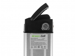Green Cell ® Akku für Elektrofahrräder e-Bike 48V 8.8Ah 422Wh