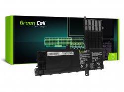 Green Cell ® Laptop Akku B21N1506 für Asus EeeBook E502M E502MA