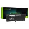 Green Cell Laptop Akku 245RR JHXPY T0TRM für Dell Precision M3800 Dell XPS 15 9530
