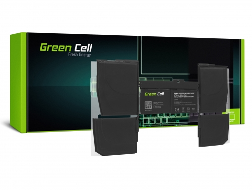 Green Cell Laptop Akku A1527 für Apple MacBook 12 A1534 (Early 2015, Early 2016, Mid 2017)