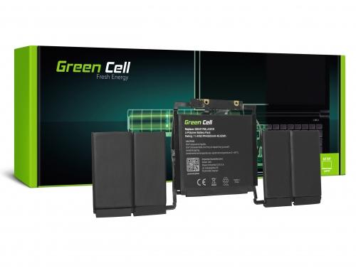Green Cell Laptop Akku A1819 für Apple MacBook Pro 13 A1706 Touch Bar (Late 2016, Mid 2017)