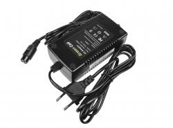 Ladegerät für Elektrofahrräder, Stecker: 3 Pin, 54.6V, 1.8A
