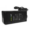 Green Cell ® Ladegerät für Elektrofahrräder, Stecker: 3 Pin, 54.6V, 4A