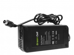 Green Cell ® Ladegerät für Elektrofahrräder, Stecker: RCA, 42V, 4A