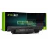 Green Cell Laptop Akku A41N1421 für Asus AsusPRO P2420 P2420L P2420LA P2420LJ P2440U P2440UQ P2520 P2520L P2520LA P2520LJ