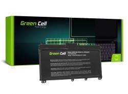 Green Cell ® Laptop Akku TF03XL HSTNN-LB7X 920046-421 920070-855 für HP 14-BP Pavilion 14-BF 14-BK 15-CC 15-CD 15-CK 17-AR