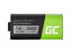 Green 3400 mAh