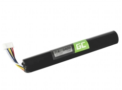 Green Cell ® Akku J406/ICR18650NH-2S für Bang & Olufsen BeoLit 15, 17, BeoPlay A2 Active lautsprecher