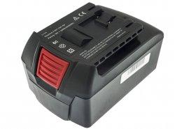 Green Cell ® Werkzeug Akku BAT609 BAT618 für BOSCH 17618 GCB 18 V-LI Bosch GSA 18 V-LI