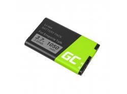 Baterie 1050mAh