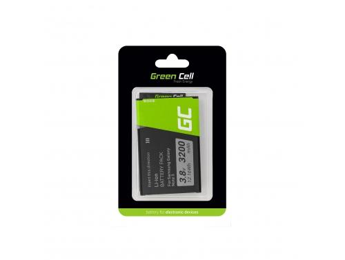 Green Cell ® Akku B800BE für Samsung Galaxy Note 3 III N7505 N9000 N9005