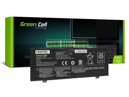 Green Cell Laptop Akku L15L4PC0 L15M4PC0 L15M6PC0 für Lenovo V730 V730-13 Ideapad 710s 710s-13IKB 710s-13ISK