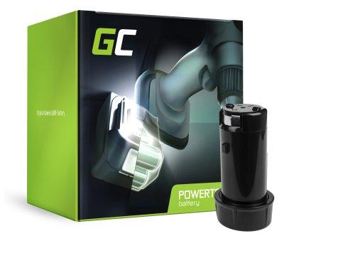 Green Cell® Batterie Akku (2Ah 4V) M4 B2 48-11-0490 48-11-2001 für Milwaukee M4 D-202B M4C M4 2101-20 M4 2101-22 0490-20 0490-22