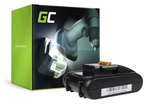 Green Cell® Batterie Akku (2Ah 16V) WA3527 WA3539 für WORX WX152 WX152.1 WX152.2 WX152.3 WX156 WX156.1 WX373