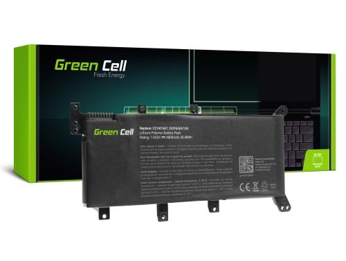 Green Cell ® Laptop Akku C21N1347  für Asus R556 R556L R556LA R556LB R556LD R556LJ R556LN A555L F555L F555LD K555L K555LD