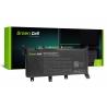Green Cell Laptop Akku C21N1347 für Asus R556 R556L R556LA R556LB R556LD R556LJ R556LN A555L F555L F555LD K555L K555LD