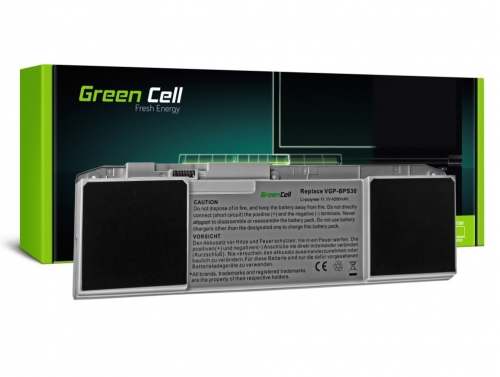 Green Cell Laptop Akku VGP-BPS30 für Sony Vaio T11 SVT11 T13 SVT13 SVT1311M1ES SVT1312M1ES SVT1312V1ES
