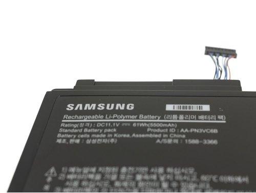 Notebook-Akku AA-PN3VC6B AA-PN3NC6F für Samsung NP-SF310 NP-QX310 NP-QX510