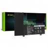 Baterie Green Cell C21N1504 pro Asus Transformer Book Flip TP200S TP200SA