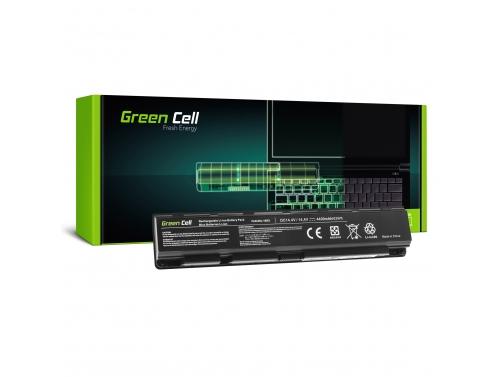 Green Cell ® Laptop Akku PA5036U-1BRS PABAS264 für Toshiba Qosmio X70 X70-A X75 X870 X875