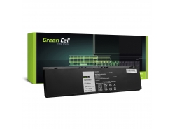 Green Cell Laptop Akku WD52H GVD76 für Dell Latitude E7240 E7250 E7450
