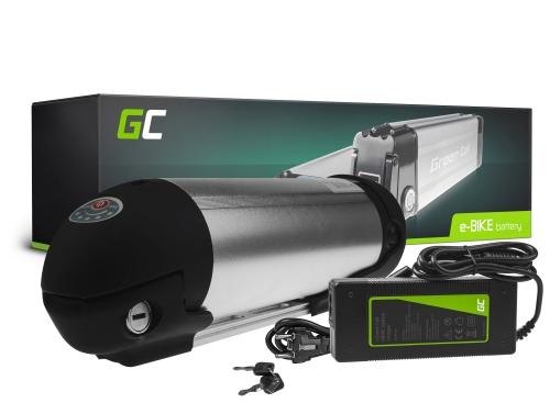 Akku Batterie Green Cell Bottle 36V 11.6Ah 418Wh für Elektrofahrrad E-Bike Pedelec