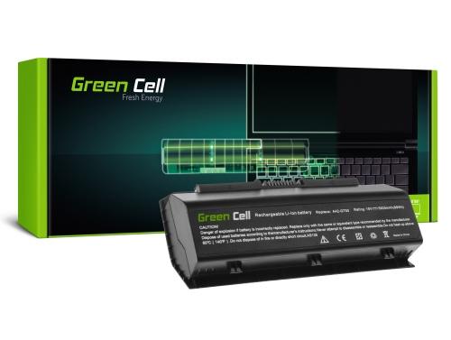 Green Cell Laptop Akku A42-G750 für Asus G750 G750J G750JH G750JM G750JS G750JW G750JX G750JZ
