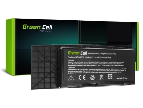 Green Cell Laptop Akku BTYVOY1 für Dell Alienware M17x R3 M17x R4