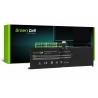 Green Cell Laptop Akku 7VKV9 für Dell XPS 12 9250 Dell Latitude 12 7275