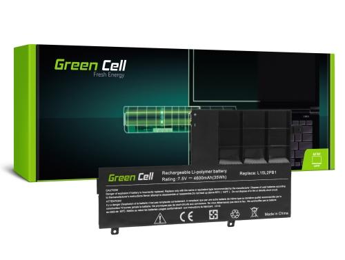 Green Cell Laptop Akku L15C2PB1 L15L2PB1 L15M2PB1 für Lenovo Yoga 510-14IKB 510-14ISK 510-15IKB 510-15ISK