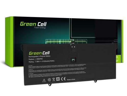 Green Cell Laptop Akku L16C4P61 L16M4P60 für Lenovo Yoga 920-13IKB