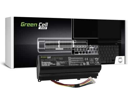 Green Cell PRO Laptop Akku A42N1403 für Asus ROG G751 G751J G751JL G751JM G751JT G751JY