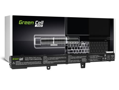 Green Cell PRO Laptop Akku A41N1308 A31N1319 für Asus F751L R509 R512 R512C X451 X551 X551C X551CA X551M X551MA X551MAV X751L