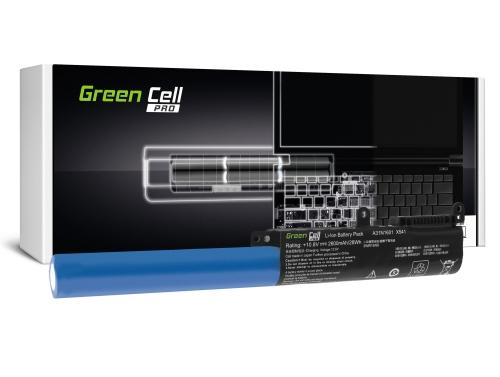 Green Cell PRO Laptop Akku A31N1601 A31LP4Q für Asus R541 R541N R541NA R541S R541U Vivobook Max F541N F541U X541N X541S X541U