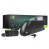 Akku Batterie Green Cell Down Tube 36V 15.6Ah 562Wh für Elektrofahrrad E-Bike Pedelec