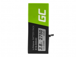 Bateria Green Cell do Telefonu Apple iPhone 6S Plus 2750 mAh 3,8 V