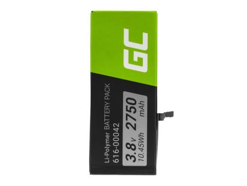 Bateria Green Cell do Telefonu Apple iPhone 6S Plus 2750mAh 3.8V