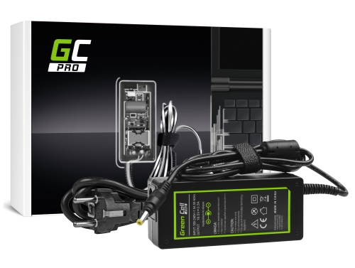 Netzteil / Ladegerät Green Cell PRO 18.5V 3.5A 65W für HP Pavilion DV2000 DV6000 DV8000 Compaq 6730b 6735b nc6120 nc6220 nx6110