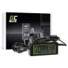 Zdroj napájení / nabíječka Green Cell PRO 18,5 V 3,5 A 65 W pro HP Pavilion DV2000 DV6000 DV8000 Compaq 6730b 6735b nc6120 nc622