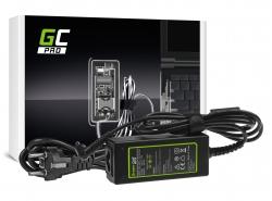 Netzteil / Ladegerät Green Cell PRO 19V 1.75A 33W für Asus X201E Vivobook F200CA F200MA F201E Q200E S200E X200CA X200M X200MA
