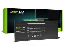 Green Cell Laptop Akku für Dell Inspiron G3 3579 3779 G5 5587 G7 7588 7577 7773 7778 7779 7786 Latitude 3380 3480 3490 3590