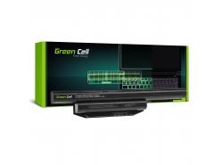 Green Cell Laptop Akku  für Fujitsu LifeBook A514 A544 A555 AH544 AH564 E547 E554 E733 E734 E743 E744 E746 E753 E754 S904