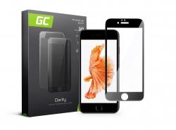 GC Clarity Schutzglas für Apple iPhone 6 6S - Schwarz