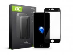 Schutzglas für Apple iPhone 7/8 GC Clarity Panzerglas Schutzfolien Displayschutz 9H Härte