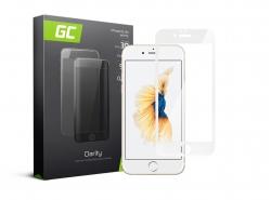 GC Clarity Schutzglas für iPhone 6 6S - Weiß