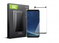 Schutzglas für Samsung Galaxy S8 GC Clarity Panzerglas Schutzfolien Displayschutz 9H Härte