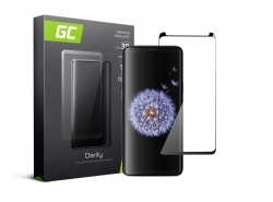 Schutzglas für Samsung Galaxy S9 Plus GC Clarity Panzerglas Schutzfolien Displayschutz 9H Härte
